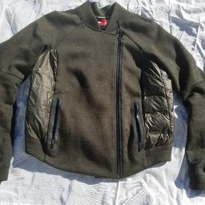 Dark Green Nike Jacket